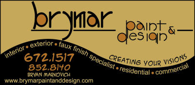 Brymar business card